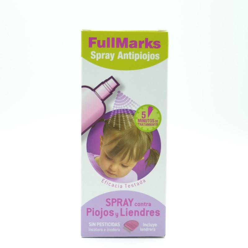 FULLMARKS SPRAY ANTIPIOJOS 150 ML Parafarmacia