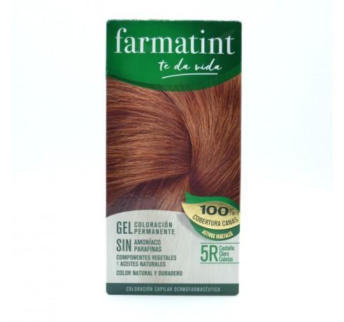 FARMATINT 5R CASTAÑO CLARO COBRIZO Parafarmacia