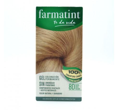 FARMATINT 8D RUBIO CLARO DORADO Parafarmacia