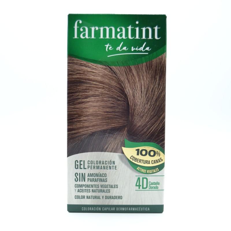 FARMATINT 4D CASTAÑO DORADO 130 ML. Parafarmacia