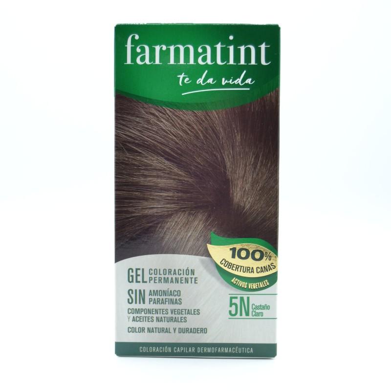 FARMATINT 5N CASTAÑO CLARO Parafarmacia