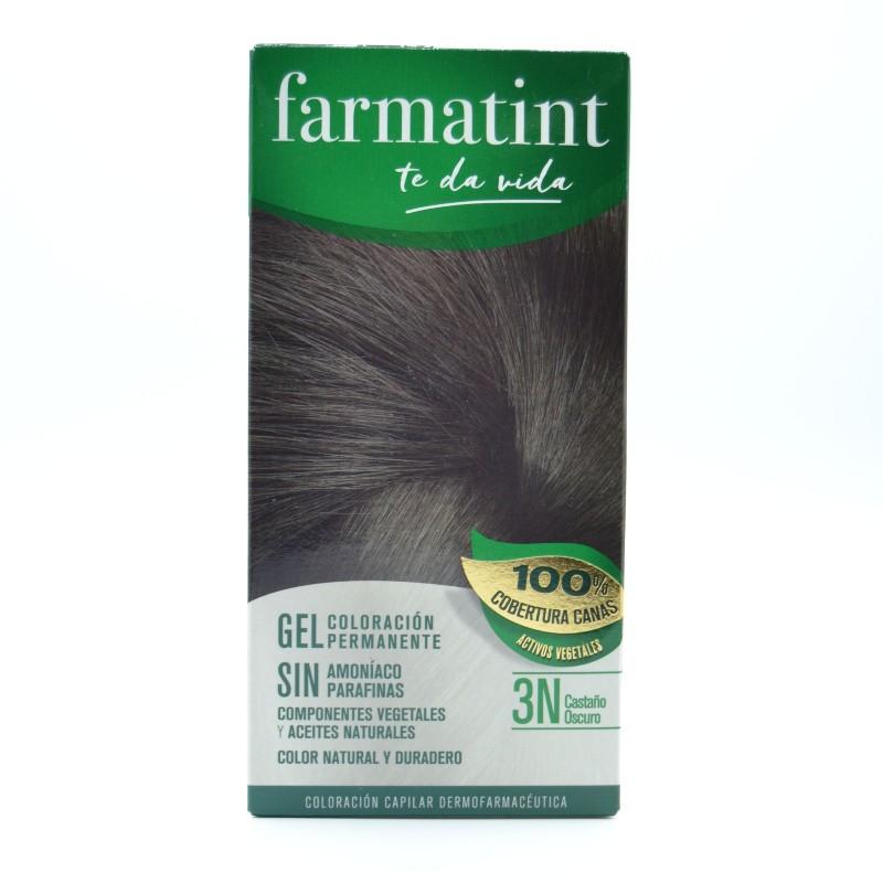 FARMATINT 3N CASTAÑO OSCURO Parafarmacia