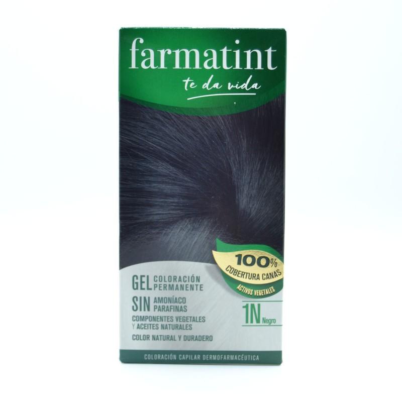 FARMATINT 1N NEGRO 130 ML. Parafarmacia