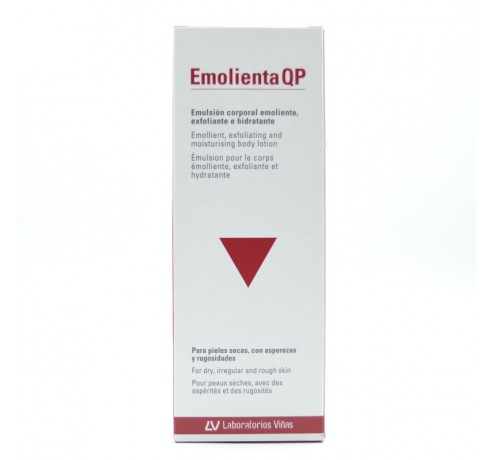 EMOLIENTA QP EMULSION 300 ML Parafarmacia