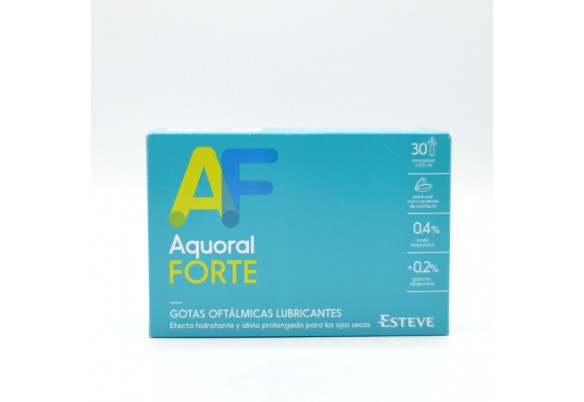 AQUORAL FORTE 30 MONOD Parafarmacia
