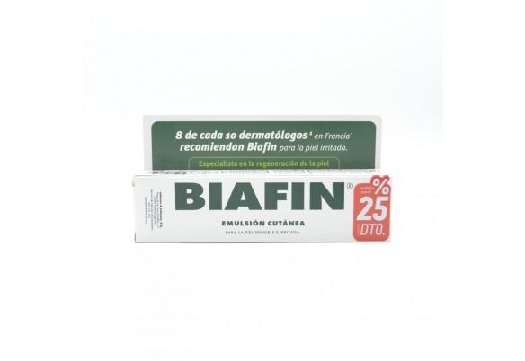 BIAFIN EMULSION CUTANEA 100 ML 25% DTO Parafarmacia