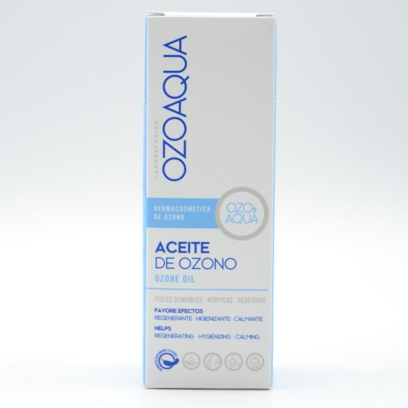 OZOAQUA ACEITE DE OZONO 50 ML Parafarmacia