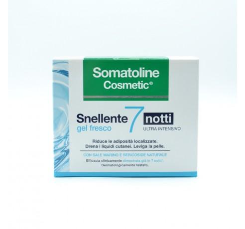 SOMATOLINE REDUCTOR 7 NOCHES GEL FRIO 400ML Parafarmacia