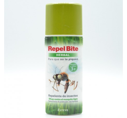 REPEL BITE HERBAL REPELENTE DE INSECTOS USO HUMA Parafarmacia