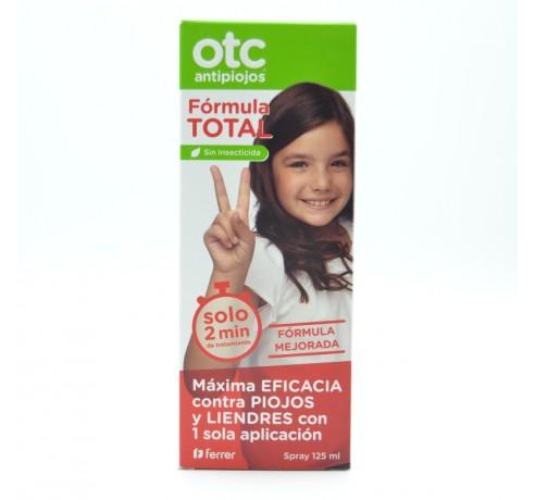 OTC ANTIPIOJOS FORMULA TOTAL 125 ML Parafarmacia