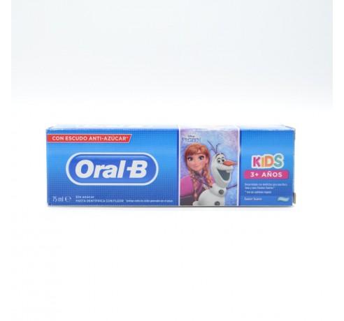 ORAL-B KIDS PASTA DENTAL FROZEN 75 ML Parafarmacia