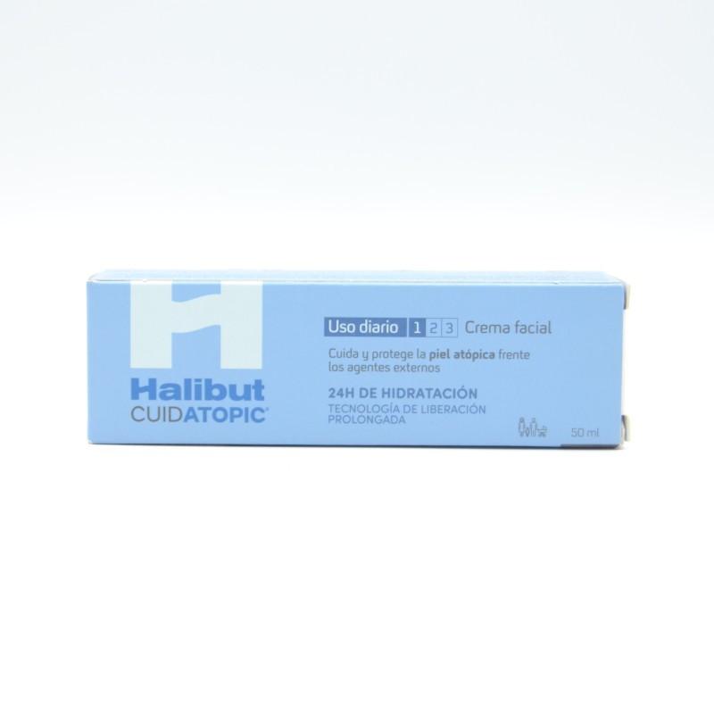 HALIBUT CUIDATOPIC CREMA FACIAL 50 ML Parafarmacia