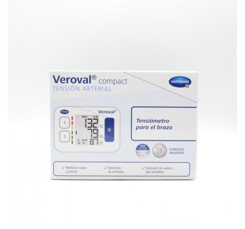 TENSIOMETRO VEROVAL BRAZO COMPACT Parafarmacia