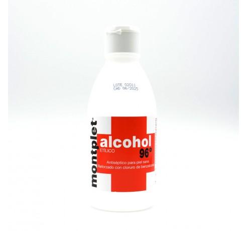 ALCOHOL 96º 250 ML MONPLET Parafarmacia