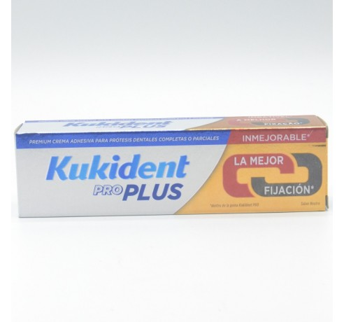 KUKIDENT PLUS DOBLE ACCION 40 G Parafarmacia