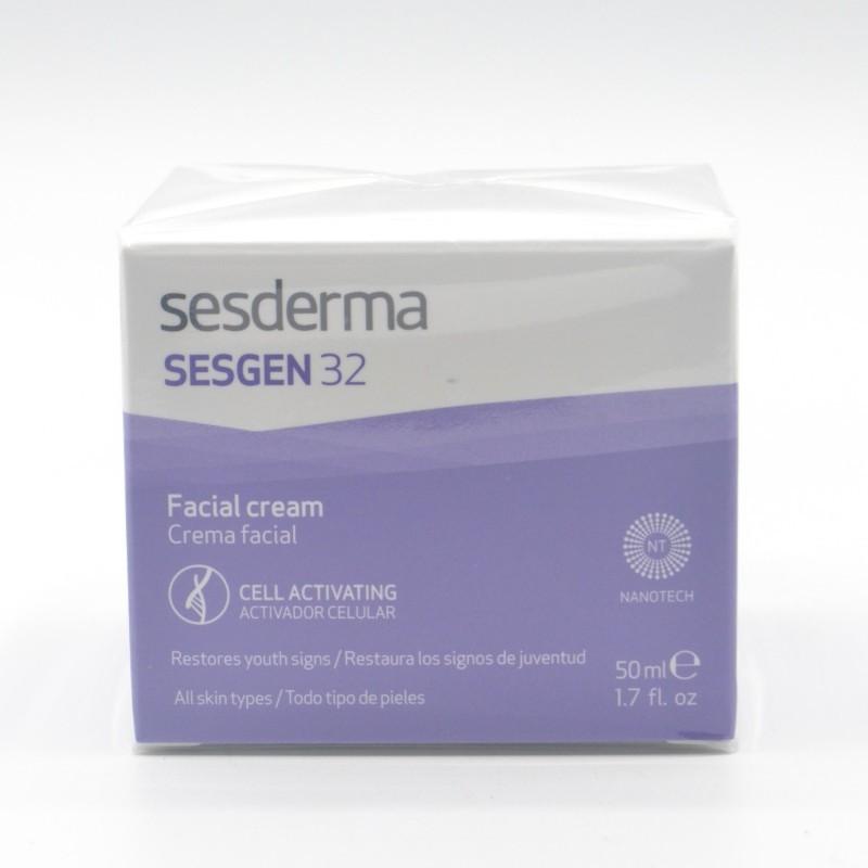 SESDERMA SESGEN 32 CREMA ACTIVADOR CELULAR 50 ML Parafarmacia