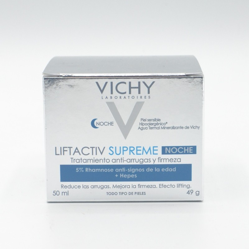 VICHY LIFTACTIV SUPREME NOCHE 50ML Parafarmacia