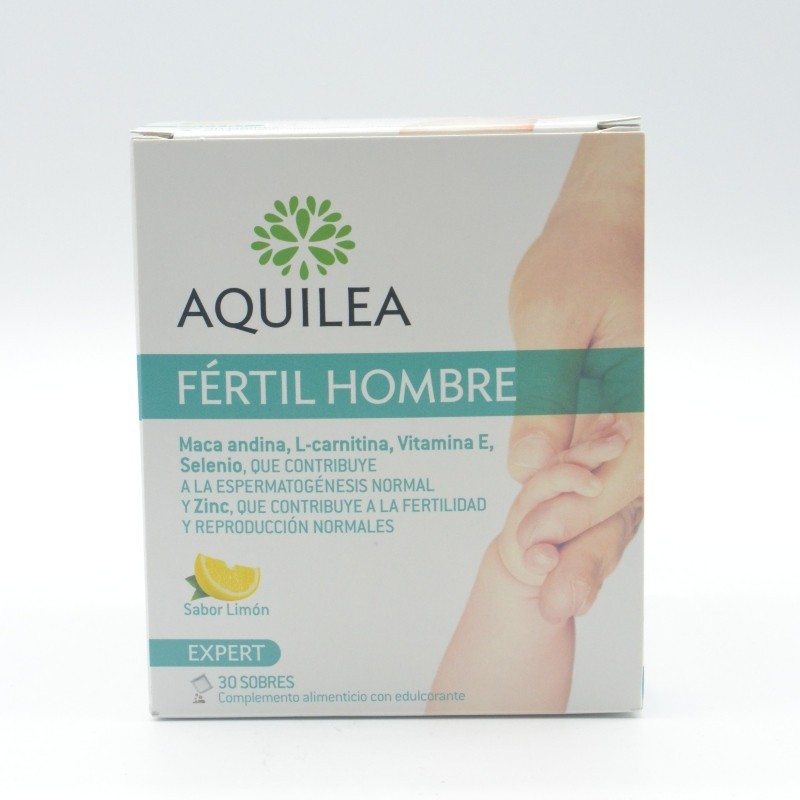 AQUILEA FERTIL HOMBRE 30 SOBRES Parafarmacia