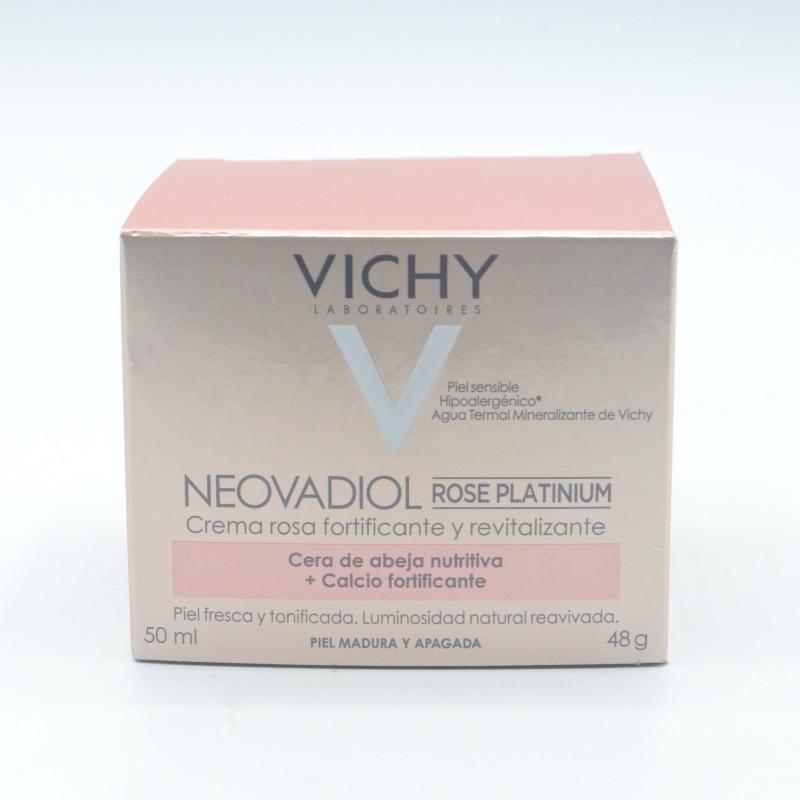 VICHY NEOVADIOL ROSE PLATINIUM 65+ DIA 50 ML Parafarmacia