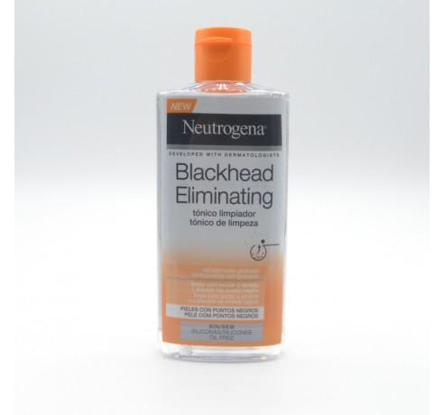 NEUTROGENA BLACKHEAD ELIMINATING TONICO LIMPIADO Parafarmacia