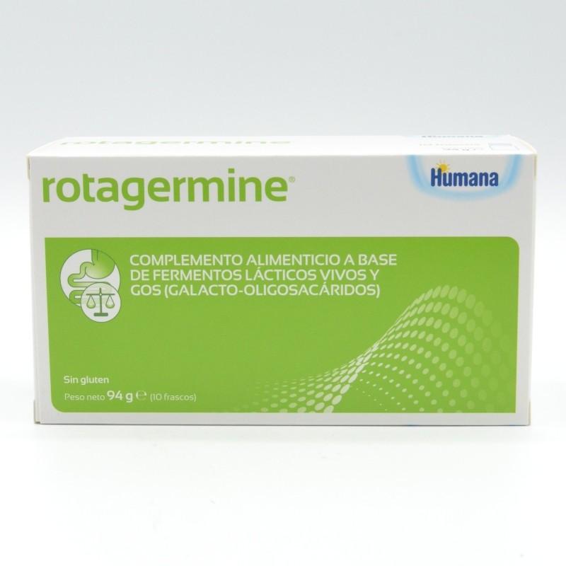 ROTAGERMINE 10 FRASCOS DE 8,5 ML. Parafarmacia