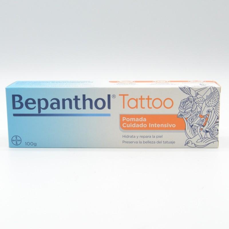 BEPANTHOL TATTO POMADA 100 G Parafarmacia
