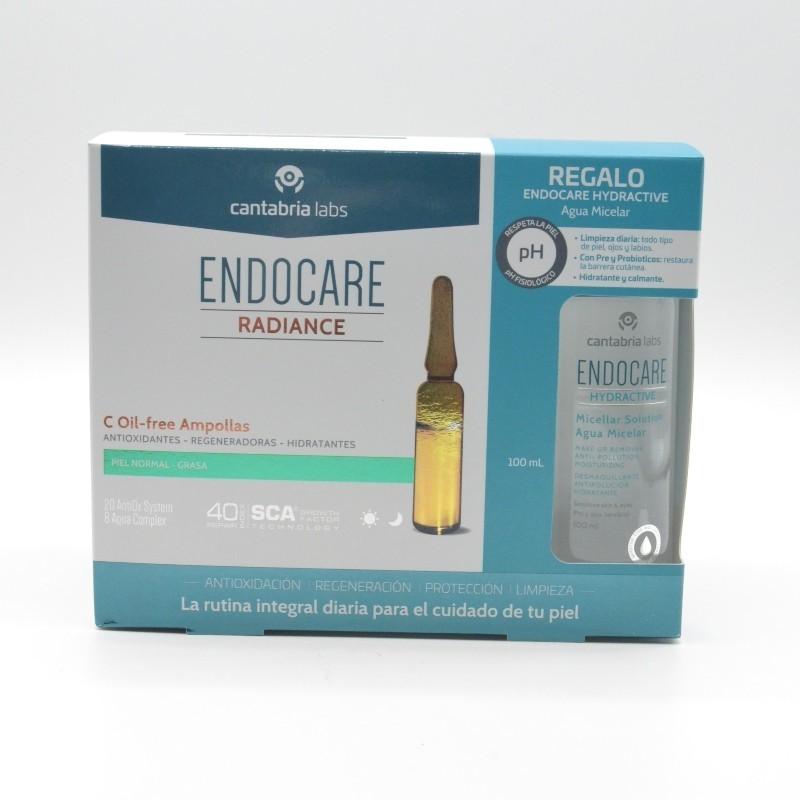 ENDOCARE C OIL FREE 30 AMP 2ML Parafarmacia