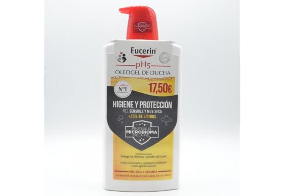 EUCERIN OLEOGEL 1L PRECIO ESPECIAL Parafarmacia