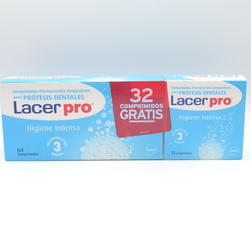 LACER PROTABS 64 COMP + 32 COMP PACK AHORRO Parafarmacia