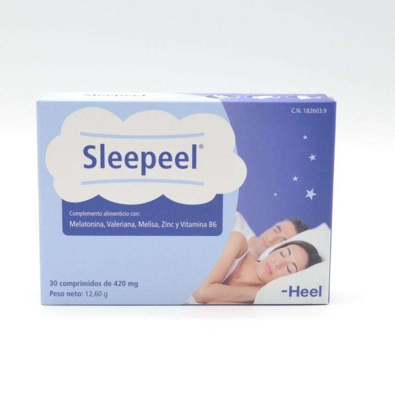 SLEEPEEL MELATONINA 30 COMPRIMIDOS Parafarmacia