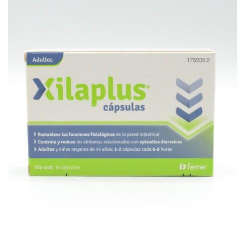 XILAPLUS 8 CAPSULAS Parafarmacia