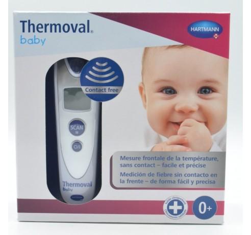 TERMOMETRO THERMOVAL BABY FRENTE SIN CONTACTO Parafarmacia