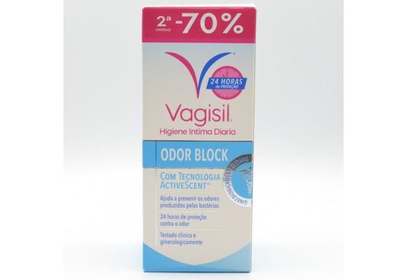 VAGISIL HIGIENE I DUPLO ODOR BLOCK 2 X 250 ML Parafarmacia
