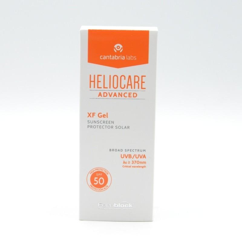HELIOCARE XF GEL SPF50 50 ML Parafarmacia