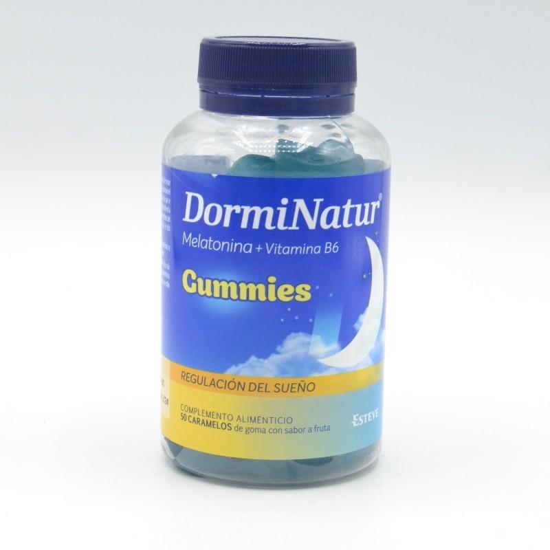 DORMINATUR GUMMIES 50 CARAMELOS DE GOMA Parafarmacia