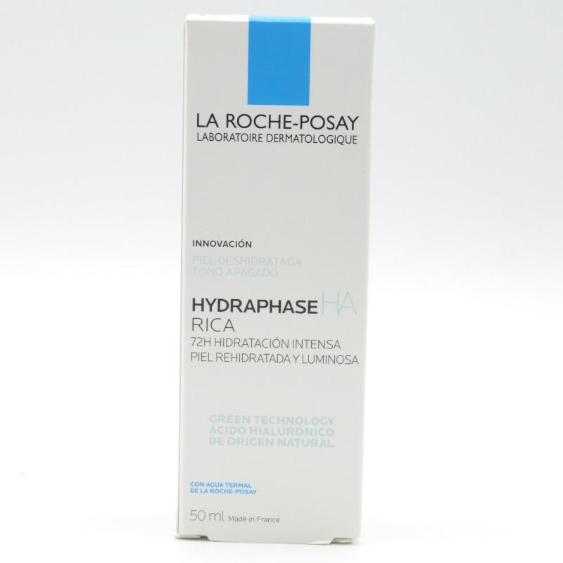 HYDRAPHASE HA RICA 50 ML LA ROCHE POSAY Parafarmacia