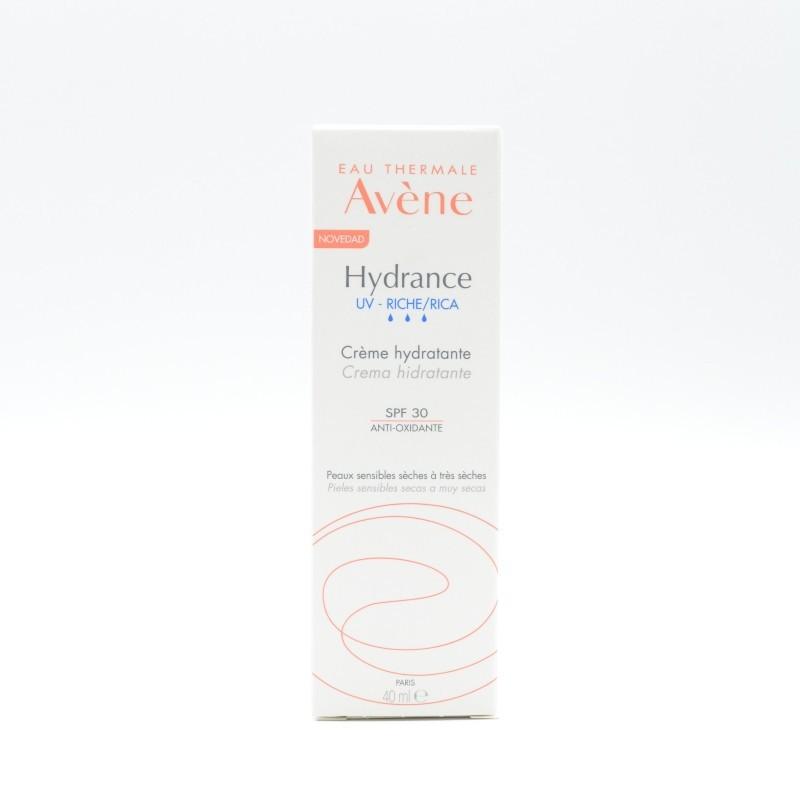 AVENE HYDRANCE OPTIMA ENRIQUECIDA UV SPF 20 40 M Parafarmacia