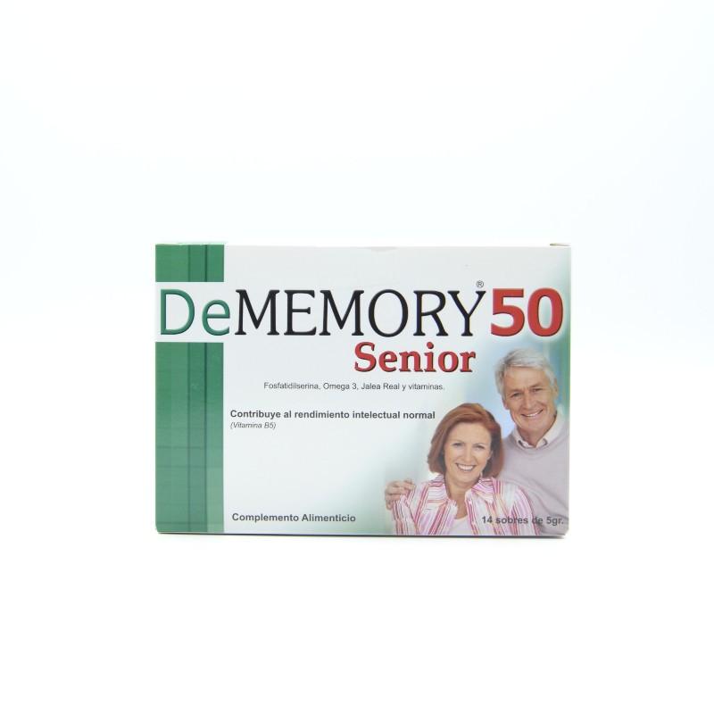 DEMEMORY 50 14 SOBRES 5 GR Parafarmacia