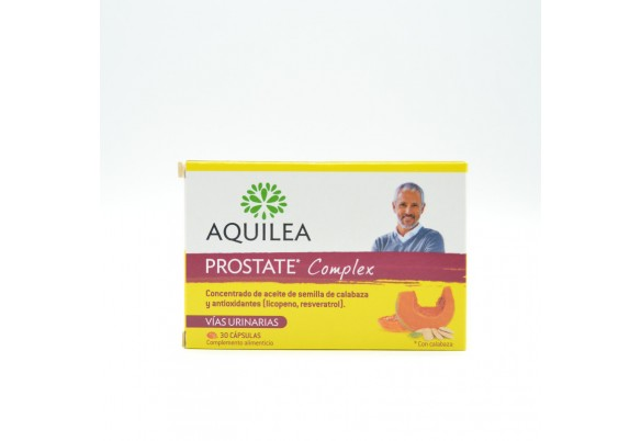 AQUILEA PROSTATE COMPLEX 30 CAPS Parafarmacia