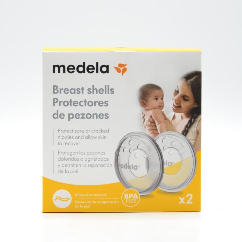 MEDELA PROTECTOR DE PEZONES 2 U Parafarmacia