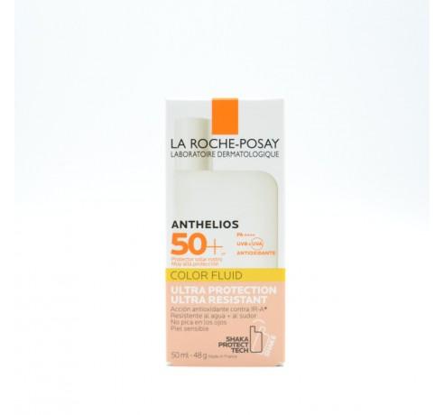 ANTHELIOS ROSTRO FLUIDO COLOR SPF 50+ 50 ML Parafarmacia