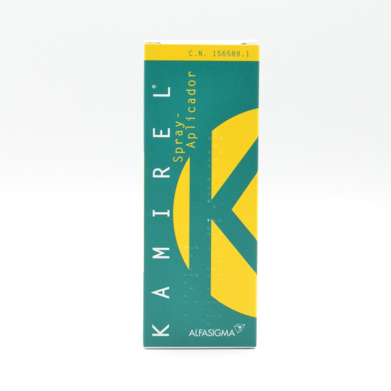KAMIREL SPRAY APLICADOR 100ML Parafarmacia