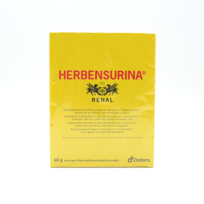 HERBENSURINA 40 SOBRES Parafarmacia