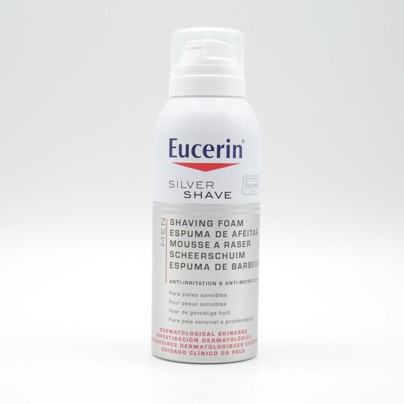 EUCERIN MEN ESPUMA DE AFEITAR 150 ML Parafarmacia