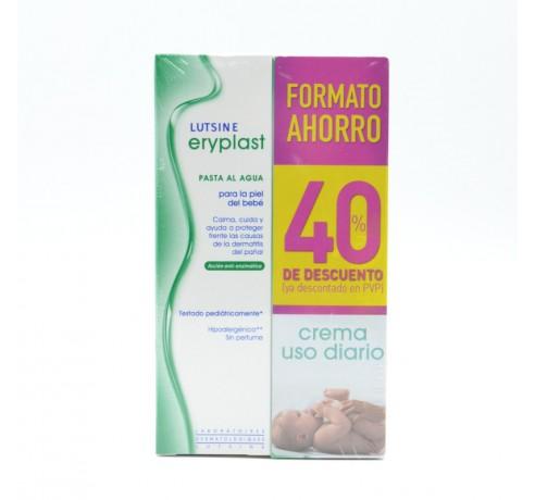 ERYPLAST PASTA AL AGUA DUPLO 2X75 GR Parafarmacia