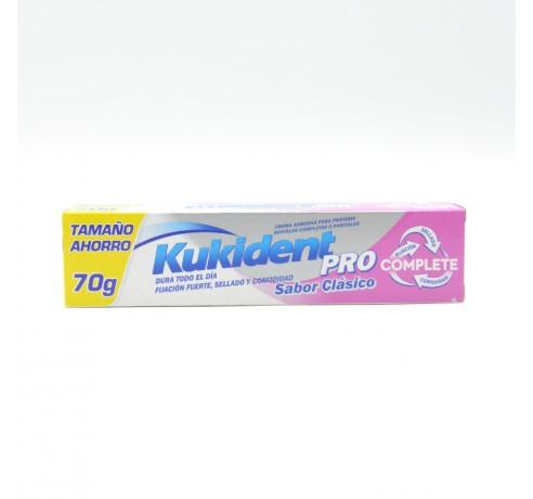 KUKIDENT COMPLET CLASICO TAMAÑO AHORRO 70 G Parafarmacia