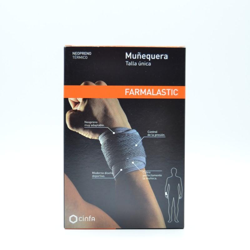 MUÑEQUERA NEOPRENO T/U FARMALASTIC Parafarmacia