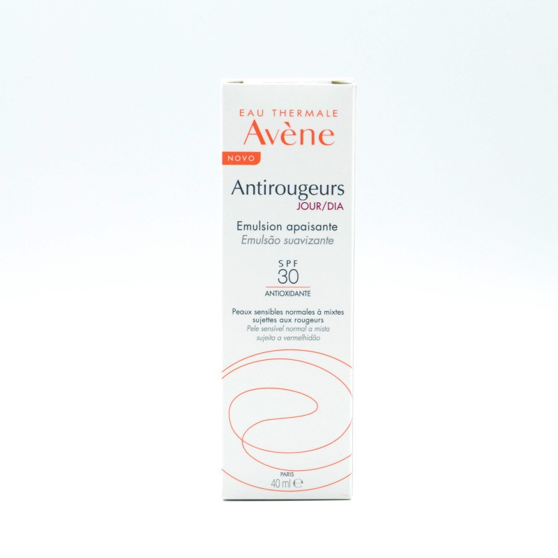 AVENE ANTIROJECES DIA EMULSION SPF30 40 ML Parafarmacia