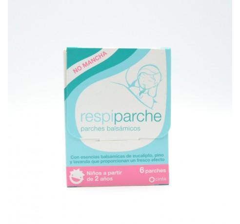 RESPIPARCHE BALSAMICO 6U Parafarmacia