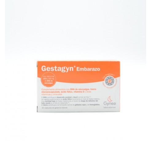 GESTAGYN EMBARAZO 30 CAPSULAS Parafarmacia